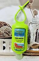 Антисептик для рук Hand Sanitizer аромат Дыня и Огурец