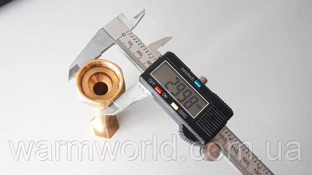 Гайка під ключ на 30 мм 0020221261