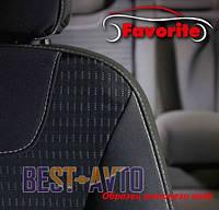 Чохли на сидіння Lada Priora Hatchback 2014 Favorite, фото 1