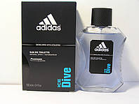 Туалетная вода Adidas Ice Dive, Адидас айс дайв 100ml