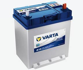 Varta Blue Dynamic 540 125 033 (A13) 40Ah JR+ 330A (Борт)