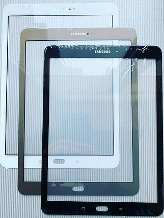 Скло корпусу Samsung T819 чорне, фото 2