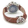 Практичные наручные часы Patek Philippe Sky Moon Brown/Silver/White 1920, фото 2
