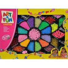 Набор для творчества Simba Набор бусин Разноцветный креатив 10 000 эл (6374141)