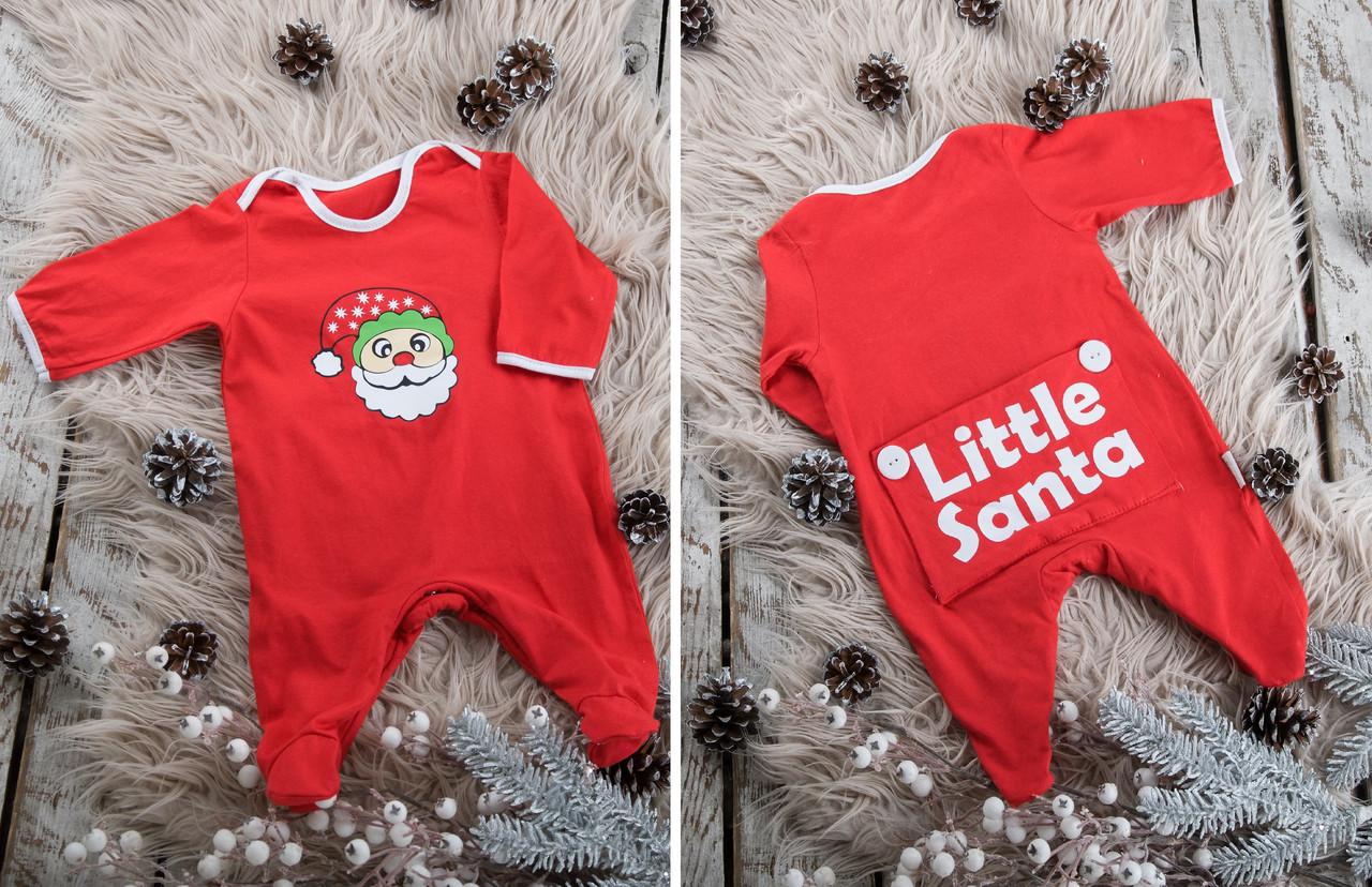 """Новогодний человечек """"Little Santa"""" 68"""
