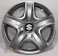 340 Ковпаки для коліс на Suzuki R15 (Комплект 4 шт.) SKS