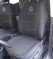 Чохли на сидіння Volkswagen T5 (1+1/2+1/3) Caravelle 8 місць c 2009 р EMC-Elegant, фото 1