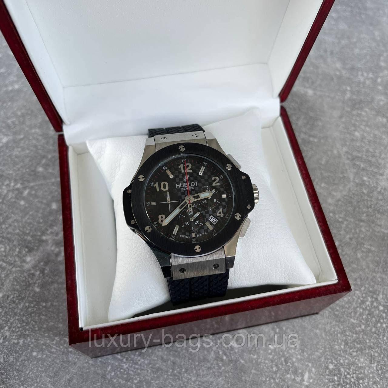 Часы наручные Hubl0t 5829 Chronograph Ceramica