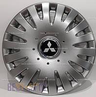 403 Ковпаки для коліс на Mitsubishi R16 (Комплект 4 шт.) SKS