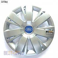 411 Ковпаки для коліс на Ford R16 (Комплект 4 шт.) SKS