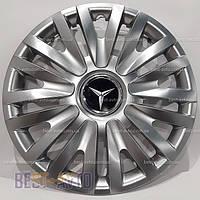 217 Колпаки для колес на Mercedes R14 (Комплект 4 шт.) SKS