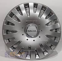211 Колпаки для колес на Dacia R14 (Комплект 4 шт.) SKS