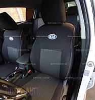 Чохли на сидіння Kia Sorento (7 місць) з 2014 р EMC-Elegant, фото 1