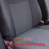 Чохли на сидіння Fiat Linea (цілісна спинка) Prestige, фото 1