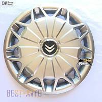 419 Ковпаки для коліс на Citroen R16 (Кмплект 4 шт.) SKS