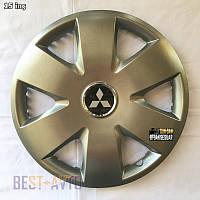 308 Ковпаки для коліс на Mitsubishi R15 (Комплект 4 шт.) SKS