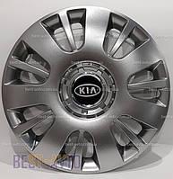 407 Ковпаки для коліс на KIA R16 (Комплект 4 шт.) SKS