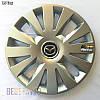 324 Ковпаки для коліс на Mazda R15 (Комплект 4 шт.) SKS