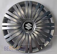 339 Ковпаки для коліс на Suzuki R15 (Комплект 4 шт.) SKS