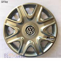 332 Колпаки для колес на Volkswagen R15 (Комплект 4 шт.) SKS