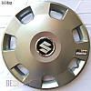 207 Ковпаки для коліс на Suzuki R14 (Комплект 4 шт.) SKS