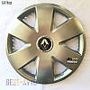 308 Ковпаки для коліс на Renault R15 (Комплект 4 шт.) SKS