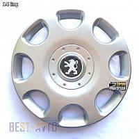 208 Колпаки для колес на Peugeot R14 (Комплект 4 шт.) SKS