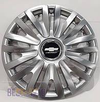 217 Колпаки для колес на Chevrolet R14 (Комплект 4 шт.) SKS