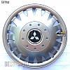 320 Ковпаки для коліс на Mitsubishi R15 (Комплект 4 шт.) SKS