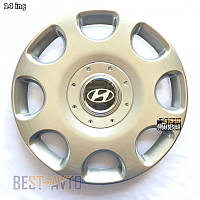 208 Колпаки для колес на Hyundai R14 (Комплект 4 шт.) SKS