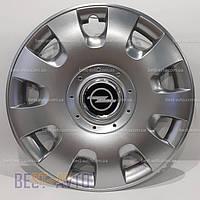 304 Ковпаки для коліс на Opel R15 (Комплект 4 шт.) SKS
