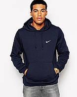 Худи с логотипом-галочкой Nike Club на флисе