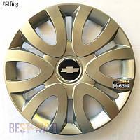 330 Ковпаки для коліс на Chevrolet R15 (Комплект 4 шт.) SKS