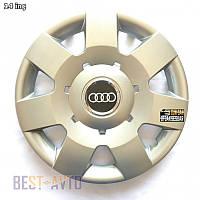 219 Ковпаки для коліс на Audi R14 (Комплект 4 шт.) SKS