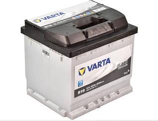 Аккумулятор Varta Black Dynamic 45Ah R+ 400A (EN)