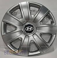 224 Колпаки для колес на Hyundai R14 (Комплект 4 шт.) SKS