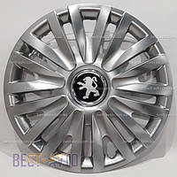 313 Колпаки для колес на Peugeot R15 (Комплект 4 шт.) SKS