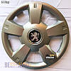 201 Колпаки для колес на Peugeot R14 (Комплект 4 шт.) SKS