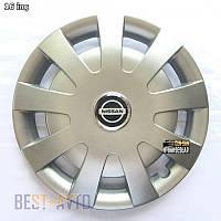 405 Колпаки для колес на Nissan R16 (Комплект 4 шт.) SKS