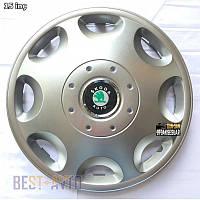300 Колпаки для колес на Skoda R15 (Комплект 4 шт.) SKS