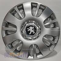 312 Колпаки для колес на Peugeot R15 (Комплект 4 шт.) SKS