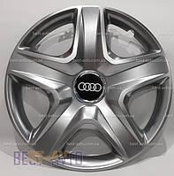 202 Колпаки для колес на Audi R14 (Комплект 4 шт.) SKS