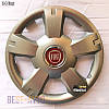 201 Ковпаки для коліс на Fiat R14 (Комплект 4 шт.) SKS