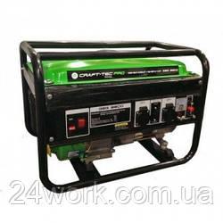 Генератор бензиновий Craft-tecPRO GEG3800