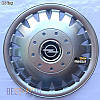 410 Колпаки для колес на Opel R16 (Комплект 4 шт.) SKS