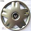 213 Ковпаки для коліс на Citroen R14 (Комплект 4 шт.) SKS