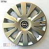 324 Ковпаки для коліс на Opel R15 (Комплект 4 шт.) SKS