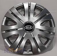 408 Ковпаки для коліс на KIA R16 (Комплект 4 шт.) SKS