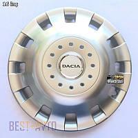 414 Колпаки для колес на Dacia R16 (Комплект 4 шт.) SKS