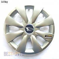 316 Колпаки для колес на Daihatsu R15 (Комплект 4 шт.) SKS